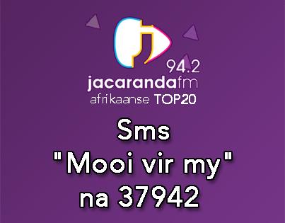 Mooi vir my - Jacaranda top20