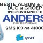 Anders genomineer vir Beste Duo/Groep by Ghoemas